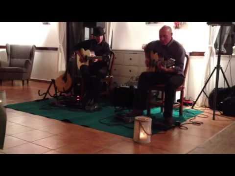 herdade da corte - amar guitarra com Luis Fialho e João Cuña